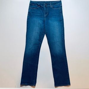 2 for $30: Talbots heritage straight jeans
